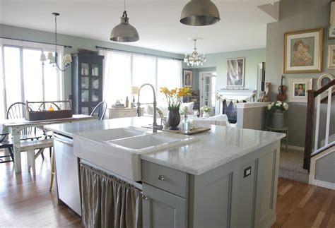 ikea hack   built  kitchen island jeanne oliver