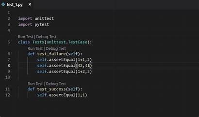Python Code Visual Studio Language Outline Failed