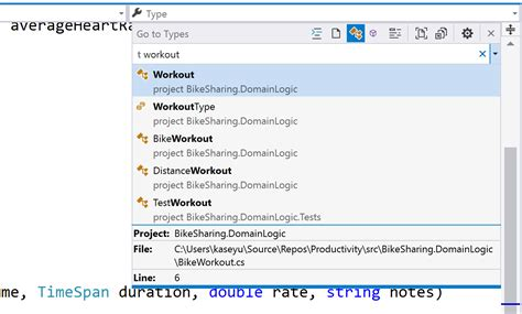 Vb6 Resume Goto by Optimize Your Productivity With Net In Visual Studio 2017