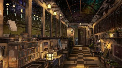 Comfy Anime Wallpaper - digital comfy interior stores wallpaper no