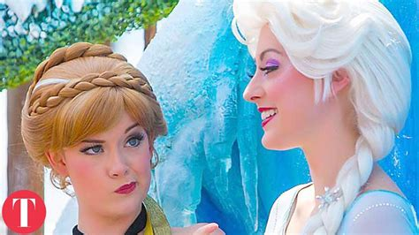Images Of Princess 10 Strange Requirements To Work As A Disney Princess
