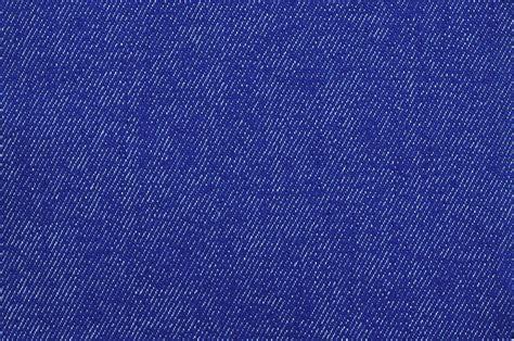 Twill-Stoff - Stretch Blau