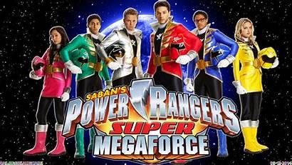 Rangers Megaforce Power Super Deviantart Jm511 Mighty