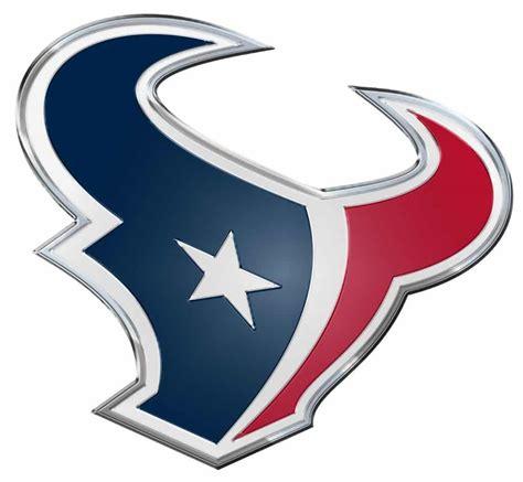 houston texans colors houston texans color auto emblem die cut detroit gear