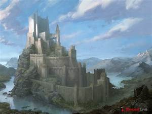 Fortress, Dane Madgwick on ArtStation at http://www ...