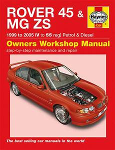 Rover 45  U0026 Mg Zs 1999