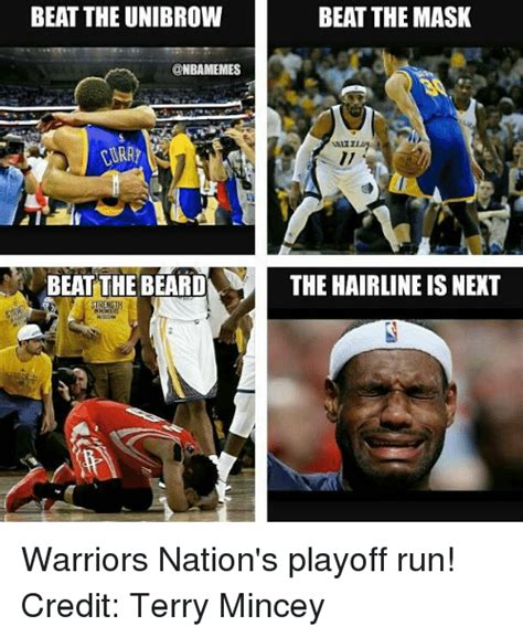 Playoff Beard Meme - 25 best memes about unibrows unibrows memes