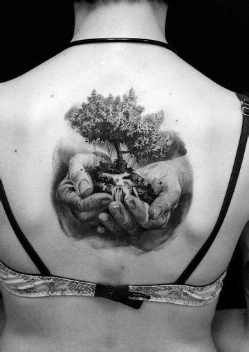 65 Best Tree Tattoo Designs And Ideas - The Xerxes