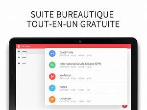 WPS Office PDF Applications Android Sur Google Play