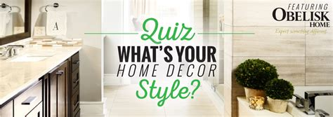 quiz whats  home decor style