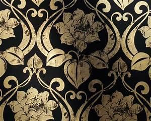 Schwarz Gold Tapete : papel de parede chroma paulo cortinas e persianas ~ Yasmunasinghe.com Haus und Dekorationen