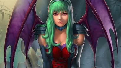 Demon Fantasy Anime Wallpapers Dragon 4k 1080p