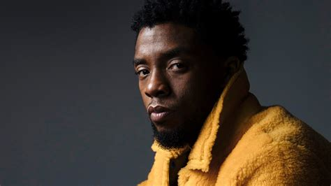 Chadwick Boseman didn't just play icons. He was one ...