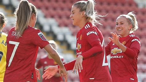 Manchester United Women keen to avoid coming unstuck ...