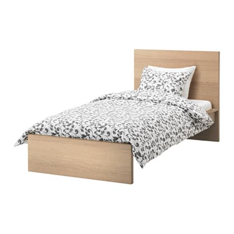 malm high bed frame malm bed frame high 90x200 cm ikea