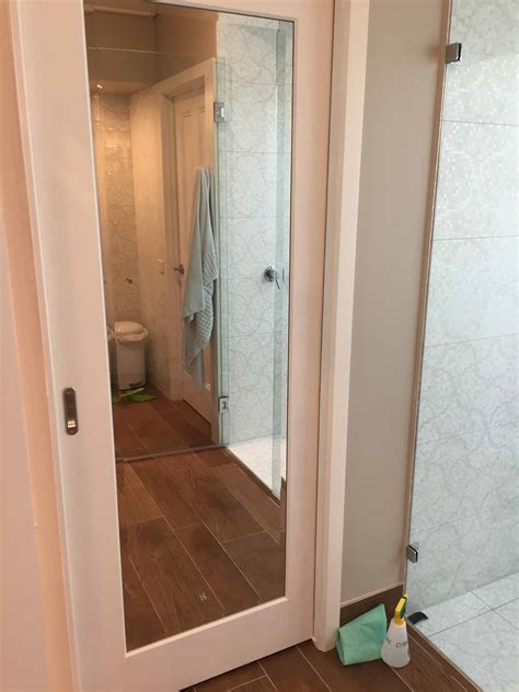 Bathroom Mirrors Cut To Size by Bathroom Mirror Bolte Glass