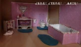 puppenhaus badezimmer leben lieben machen bastelanleitung für ein puppenhaus badezimmer