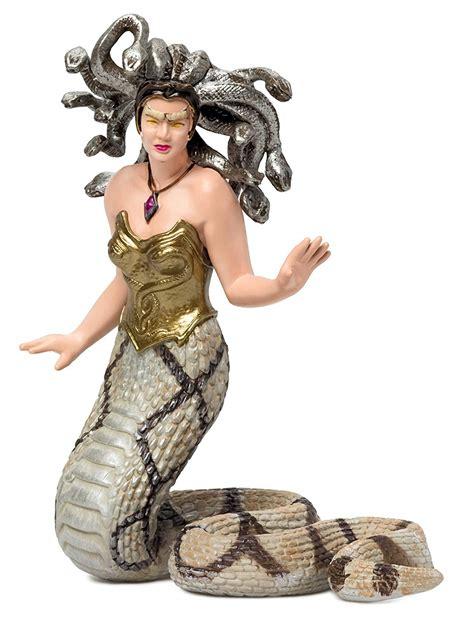 Medusa Action Figures Mythical Realms Creatures Deities