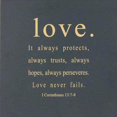 love  fails true love