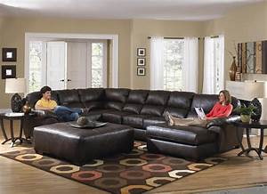 Extra Large Seven Seat Sectional By Jackson Furniture