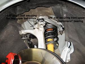 Audi Q5 How To Replace Ball Joints And Control Arms