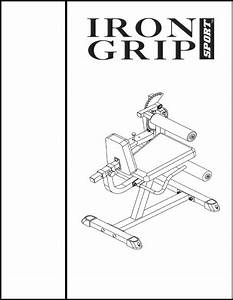 Download Impex Fitness Equipment Igs