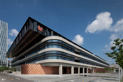 Tjad New Office Building In Shanghai, China Caa