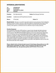 mesmerizing internal job posting resume examples for With post your resume and get a job