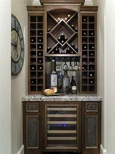 contemporary wine cabinet with custom hanging glass With kitchen cabinets lowes with champagne wall art