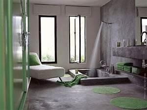 quelques idees pour la deco salle de bain zen With salle de bain design avec décoration gateaux anniversaire