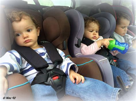 comment installer un siege auto dans une voiture s 233 rie 171 oh vous avez des jumeaux mais comment faites