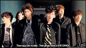 Shut Up Flower Boy Band - Wake Up - Eye Candy - YouTube