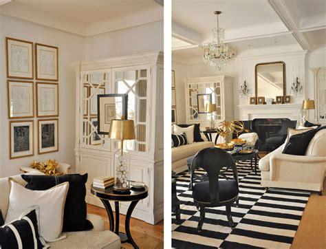 Black White And Gold Living Room Ideas Wwwpixshark