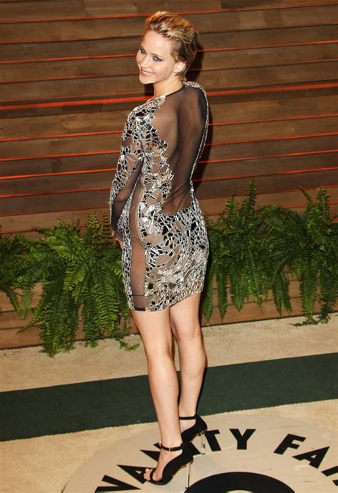 Jennifer Lawrence Picture 314 2014 Vanity Fair Oscar Party