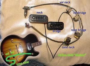 Free Guitar Pickups Wiring Diagram