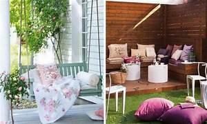 Arredamento Shabby Chic  Ecco Come Decorare Il Giardino In Stile Provenzale
