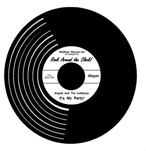 Record Clipart Records Clipart Clipground