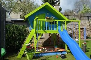Bauanleitung Spielhaus Holz : spielhaus ole ~ Michelbontemps.com Haus und Dekorationen