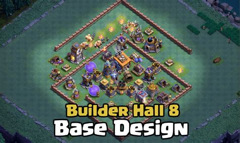 builder hall  base designs  clash  clans clash
