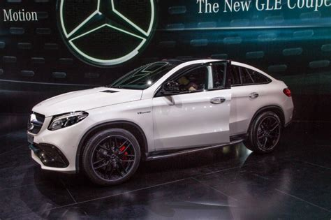 mercedes amg gle  coupe matic  detroit auto show preview   gallery