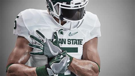 Michigan State Football Wallpaper Nike Reveals College Football Playoff Uniform Looks Nike News