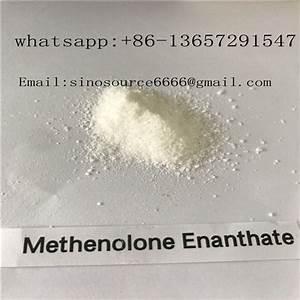 Poudre Juridique Methenolone Enanthate Cas 303