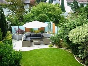 Garten Ideen Modern : 31 inspirierend gartengestaltung ideen modern ~ Buech-reservation.com Haus und Dekorationen