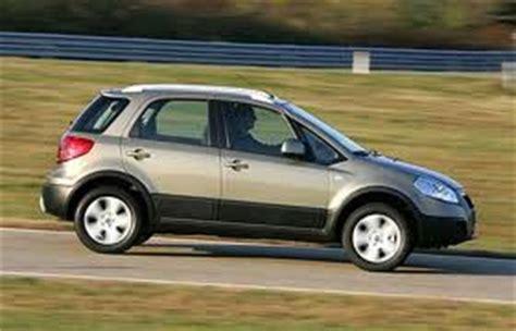 Fiat Per Gallon by Fiat Sedici Fuel Consumption Per Gallon Or Litres
