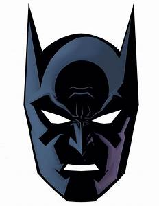 batman face mask template - 7 best images of printable batman comics printable
