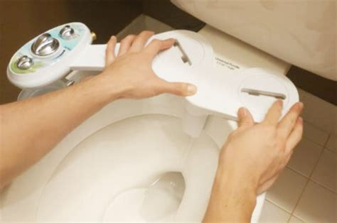 How To Install A Bidet Toilet Seat by How To Install A Toilet Bidet Attachment Zenbidet