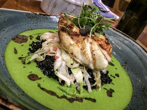 grouper grilled dusty jack salsa forbidden rice dinesarasota verde fruit dragon