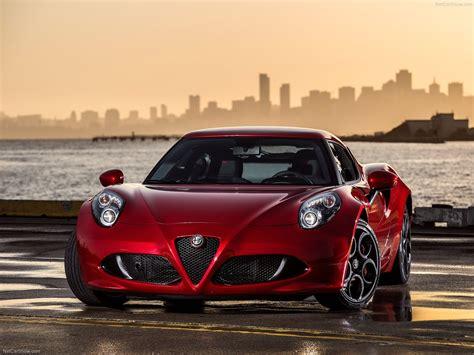 Alfa Romeo 4c Coupe [us] (2015)