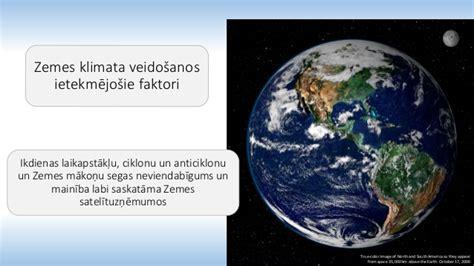 Klimata mainība un klimata pārmaiņas (1.daļa)