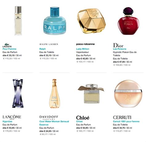 parfum pas cher marque pour femme